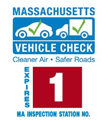 Mass Inspection Station in Belmont, MA